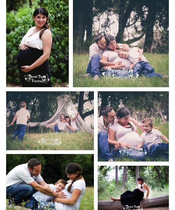 Diana e la sua Famiglia - Servizio Fotografico Famiglia Roma