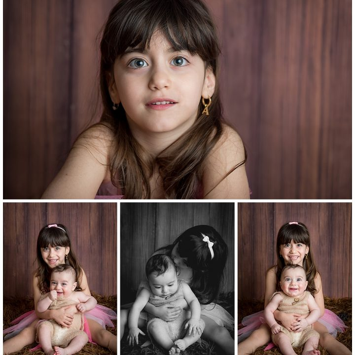 Matias e Aurora - Fotografo Bambini Roma